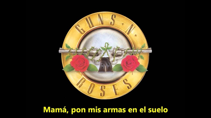 Guns N' Roses Knockin' On Heaven's Door Subtitulada al español