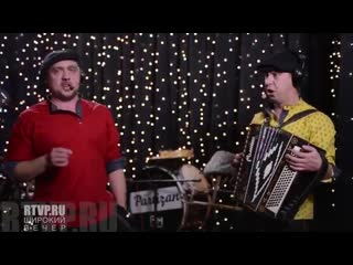 В темной роще глухой - Фолк группа Партизан FM