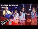 Jeirald, Dexsel, Vera, Rhed - Baklay   Battle Rounds   The Voice Kids Philippines Season 4 2019