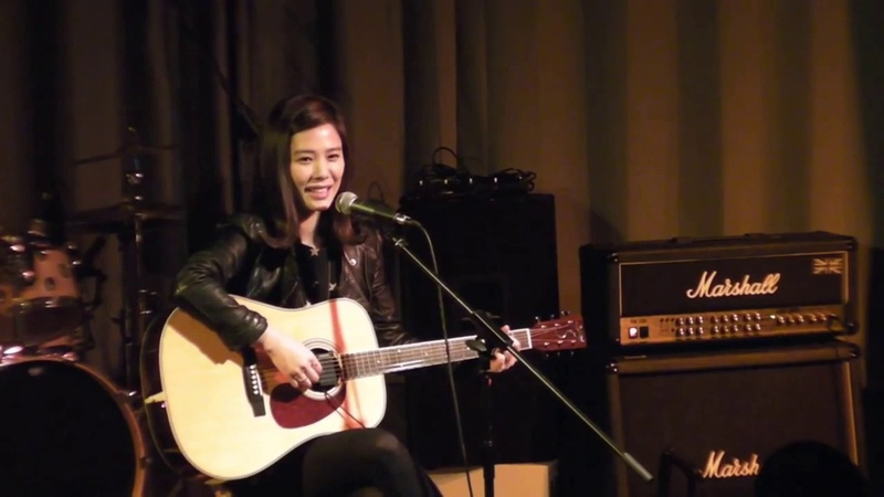 Kim Hyun Joo live performance - Rain You cover