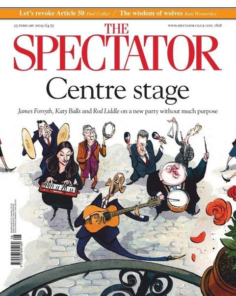 2019-02-23 The Spectator