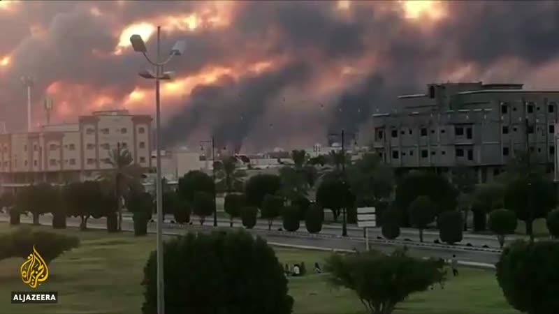 Saudi oil attacks_ Iran denies links to drone strikes ( 720 X 1280 ).mp4
