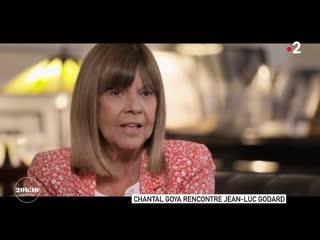 20h30 le samedi - Chantal Goya rencontre Jean-Luc Godard_France 2_2019_10_12_20_32