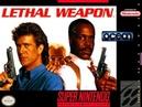Lethal Weapon (SNES) - Gameplay - [одна из худших игр по фильмам]