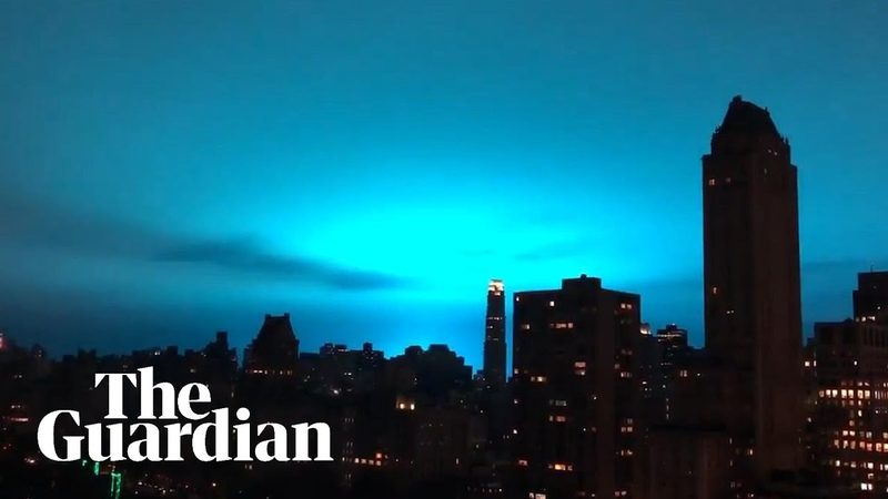 Aliens finaly or some explosion One of two