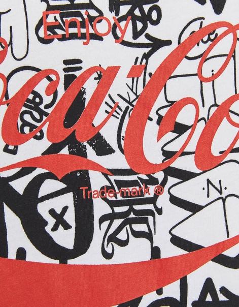 Футболка с принтом «Coca-Cola» image 6
