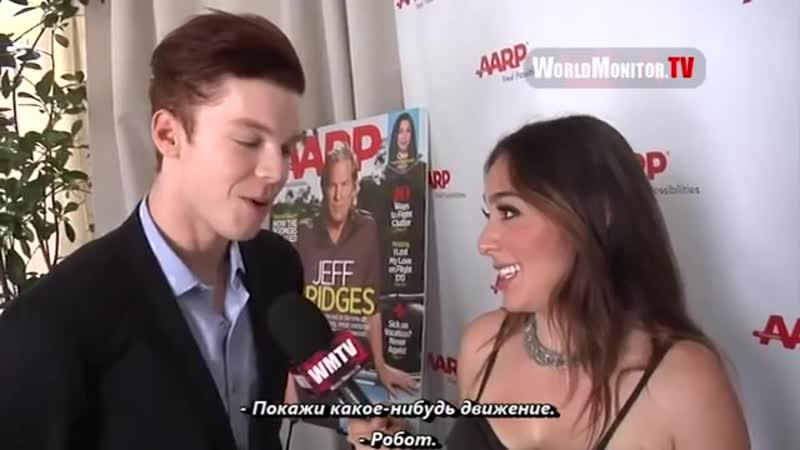 Cameron Monaghan Interviewed AARP Magazine RUS SUB смотреть онлайн без регистрации