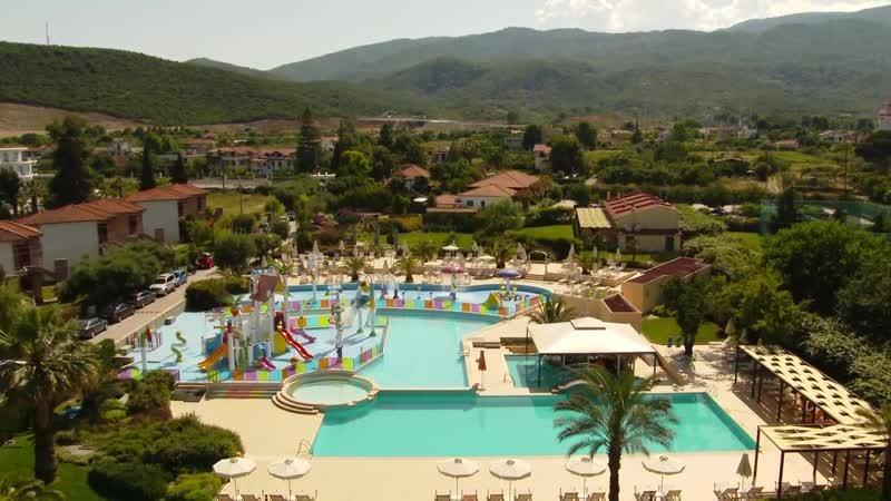 Bomo Cronwell Platamon Resort 5* Отель в Пиерии Греция
