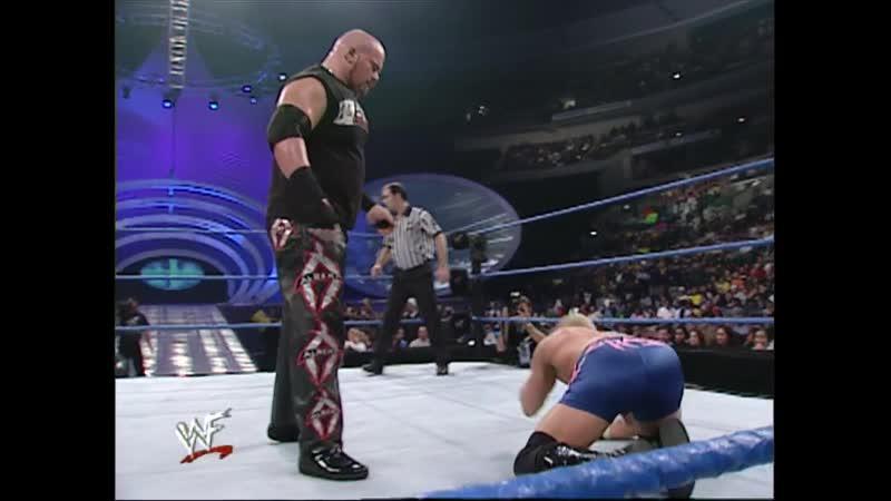 WWF SmackDown 23.11.2000 - The Hollys vs Test Albert
