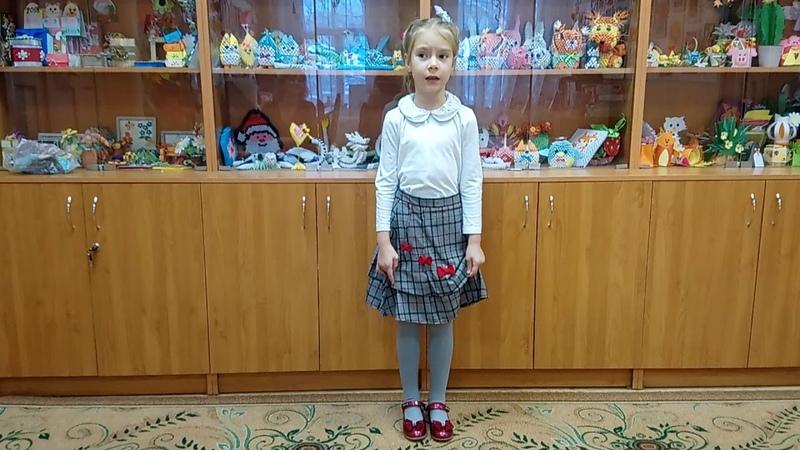 Мышиное горе Саша Черный Читает Барашкина Евгения 6 лет