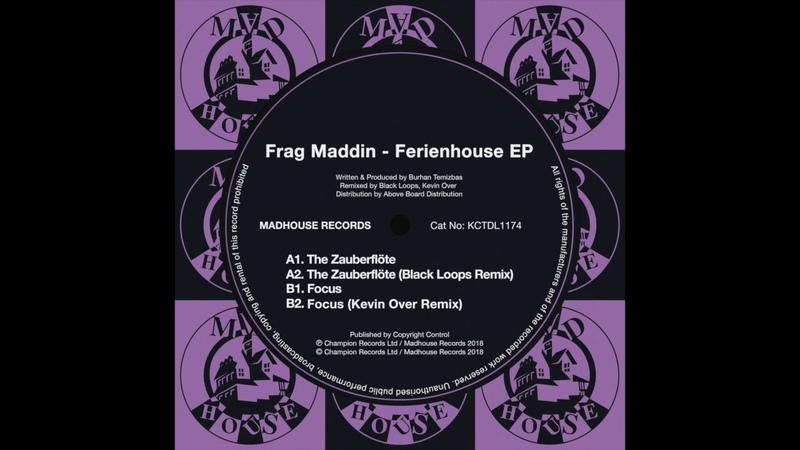 Frag Maddin - The Zauberflöte (Black Loops Remix) [Madhouse Records]