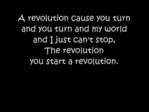 Jason Derulo - Revolution Lyrics
