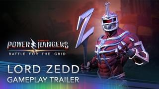 Power Rangers: Battle for the Grid - Lord Zedd