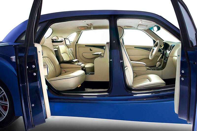 Богатые люди должны отказаться от Mercedes в пользу Bufori, изображение №6