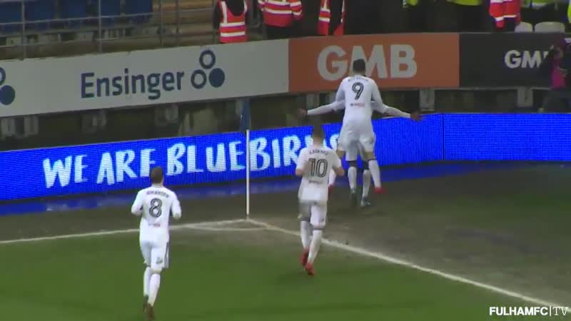 Райан Сессеньон против «Кардиффа»: 4 матча - 4 гола
