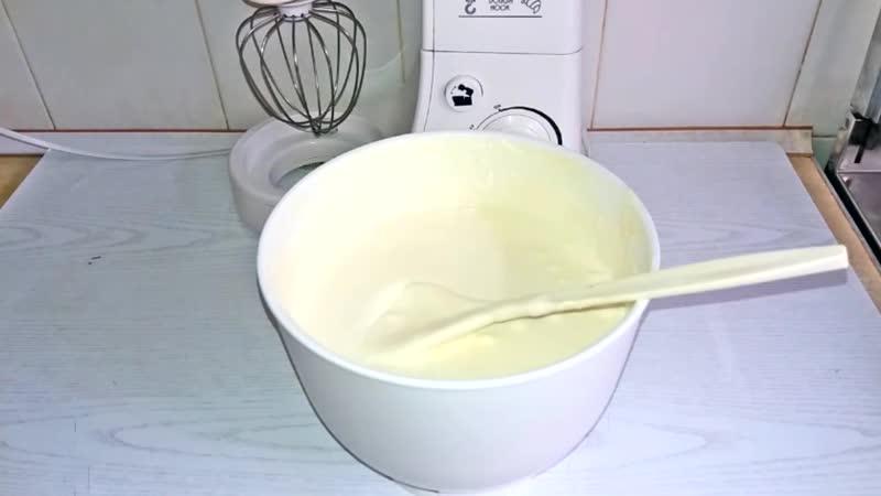 Сметанно-масляный крем для торта - больше рецептов Домашние торты