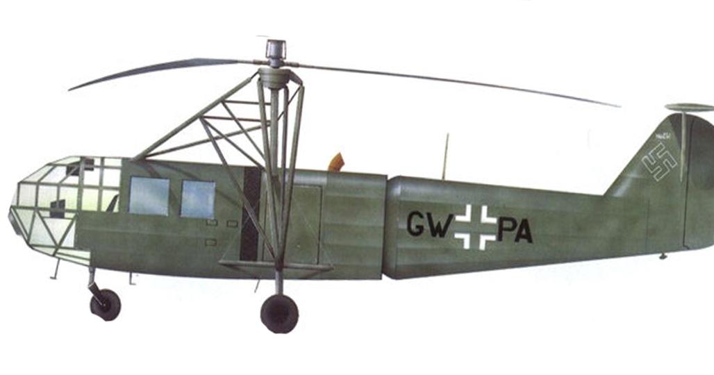 Вертолет Доблхоф
