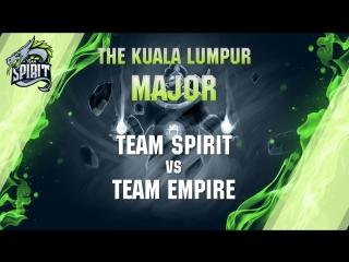 The kuala lumpur major open qualifiers day 1