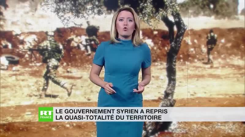 Victoire Damas a repris la quasi totalité du territoire syrien