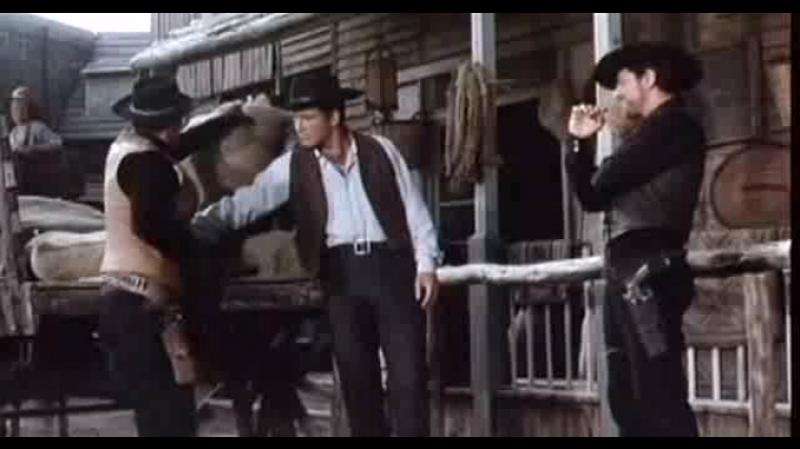 Clint el solitario Клинт одинокий стрелок 1967