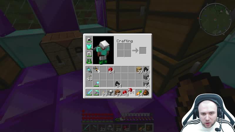 [DILLERON ★ Play] ч.25 Строительство зоопарка, мышь разучилась летать!! - Minecraft Страшные приключения