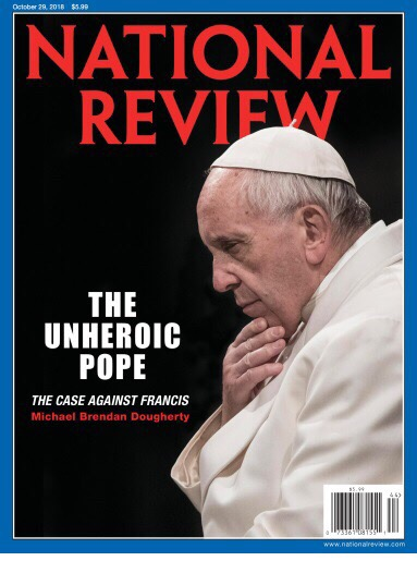 National Review - October 29, 2018