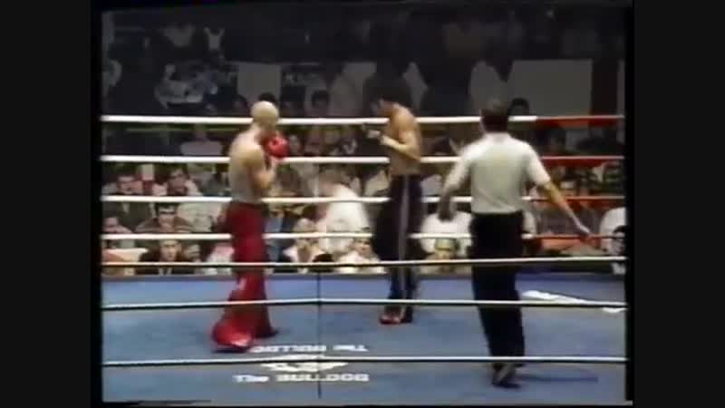 Fred Royers vs Billy Chau [September 23, 1983]