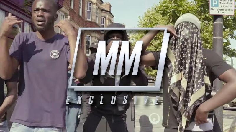 HarlemO Splash x Trapfit x HL8 - Swim (Music Video) | @Mixtape Madness
