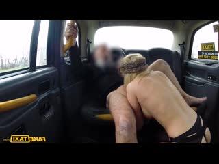 Faketaxi amber jayne busty blonde milf fucks taxi cock new porn 2018