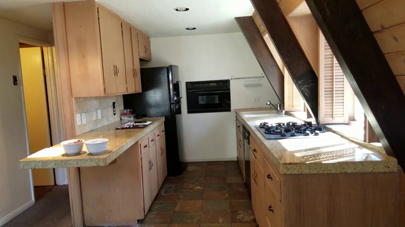 389 Pinecrest A-Frame for sale in Mammoth.
