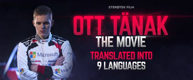 OTT TÄNAK THE MOVIE 9languages OFFICIAL TRAILER 4K