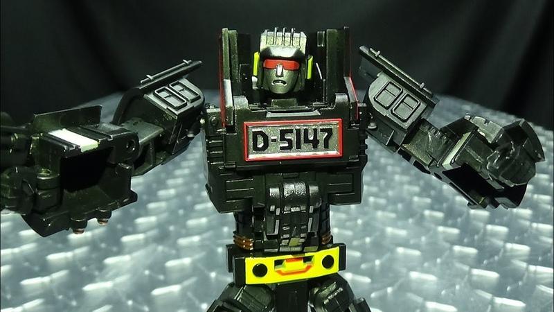 Action Toys Machine Robo Series STEAM ROBO (Loco): EmGo's Reviews N' Stuff