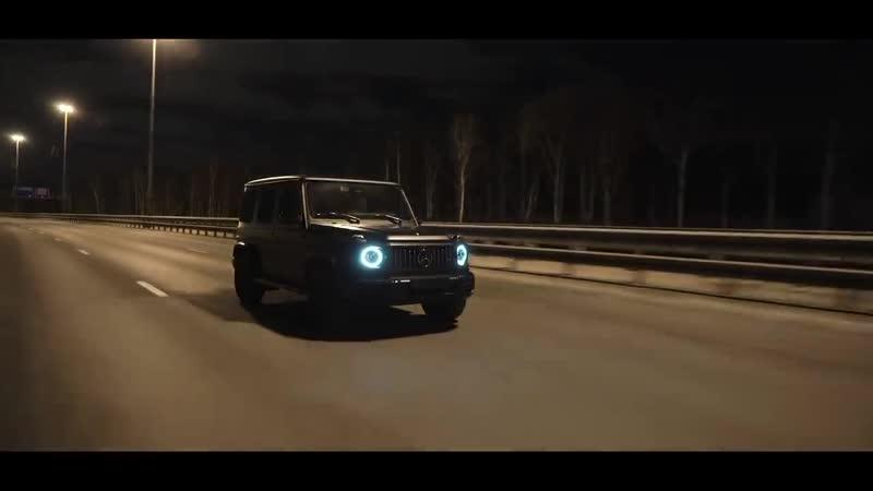 820 л с Mercedes AMG G63 Гелик на максималках mp4