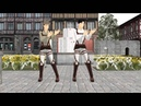 [MMD] Talk Dirty To Me - Jean x Marco