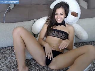 Bubblekush7 – First Anal Show [Anal, Solo, Masturbation, Toys, Girl, Tits, Ass
