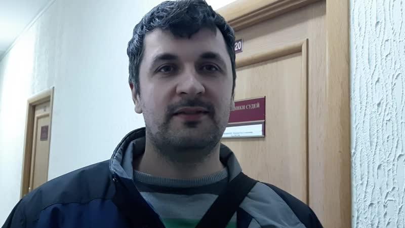 Хилобока хотят наказать за вынужденное справление нужды в здании МРЭО ГИБДД УМВД по Калининградской Области