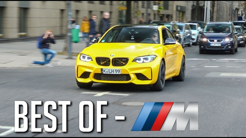 Best of - BMW M POWER - M2, M3 E93, M4 F82, M5, M6 More!