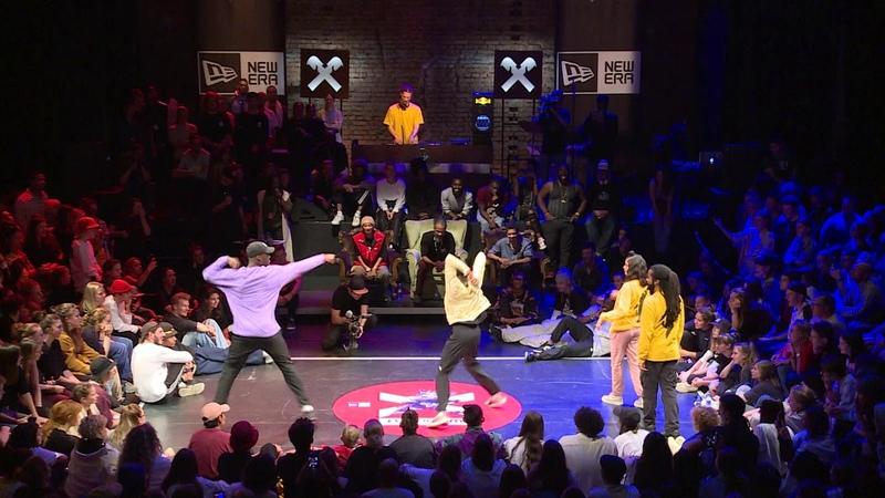 Flavourama 2019   Hip Hop Top 16: Dennis Nellzus M.I.K (GER) vs. King K K-Angel (UK)