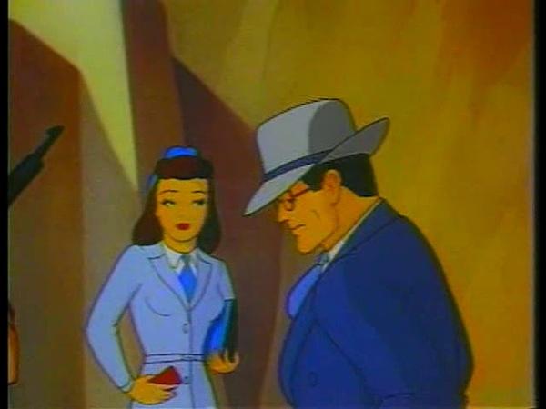 Супермен-Мультсериал-Серия 8 (1941)