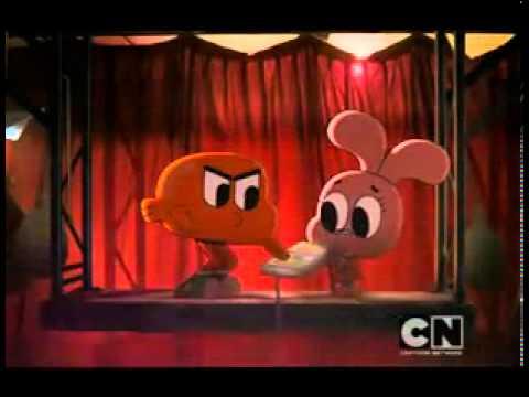 GUMBALL мистер робинсон я буду петь и танцевать