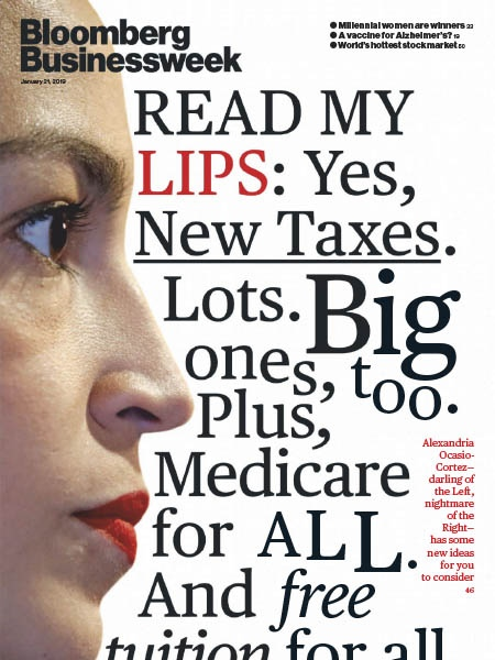 Bloomberg Businessweek USA 01.21.2019