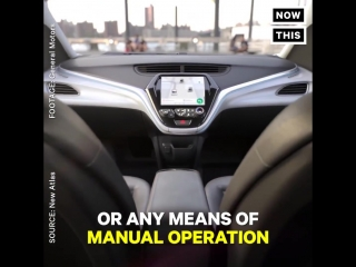 Gm plans to release cars with no steering wheel in 2019