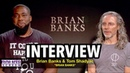 'BRIAN BANKS' Interview Brian Banks and Tom Shadyac on Judicial System Reform