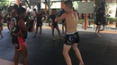 Yona et Mahyl Catrix Tiger Muay Thai 2019