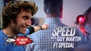 David Coulthard VS Guy the strength reaction tests Guy Martin Proper