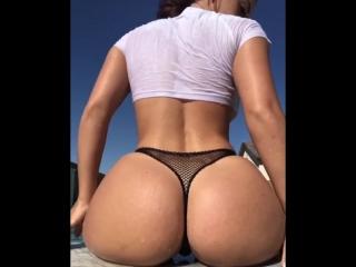 Она просто секс (порно, секс, эротика, попка, booty, anal, анал, сиськи, boobs, brazzers)