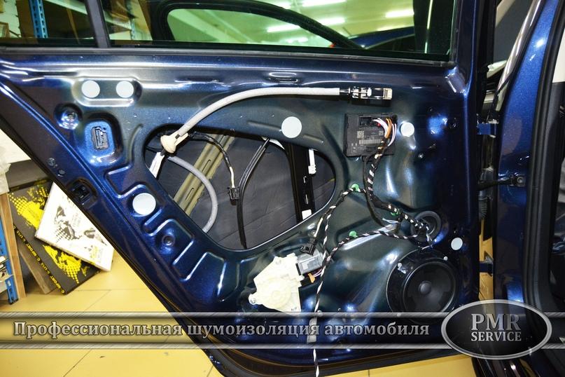 Шумоизоляция Volkswagen Passat, изображение №8