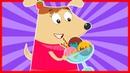 РУССКИЕ Мультики для развития речи у детей! Семейка Собачек. Развивающие мультики для детей 4-5 лет