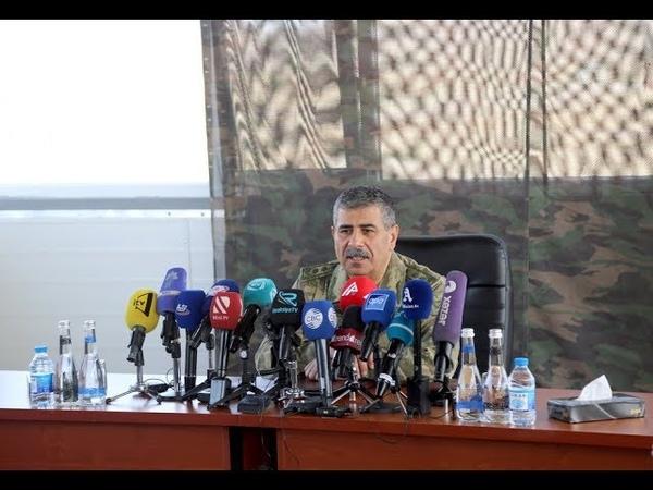 Müdafiə naziri yeni təlim mərkəzinin açılışında iştirak edib - 18.06.2019