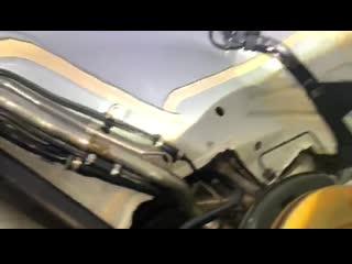 Кузов очищен от грязи и пыли, готов к нанесению защитного состава